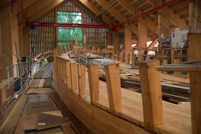 renovation bateau